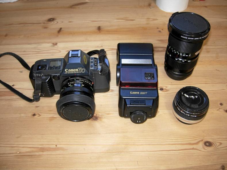 Canon analogkamera