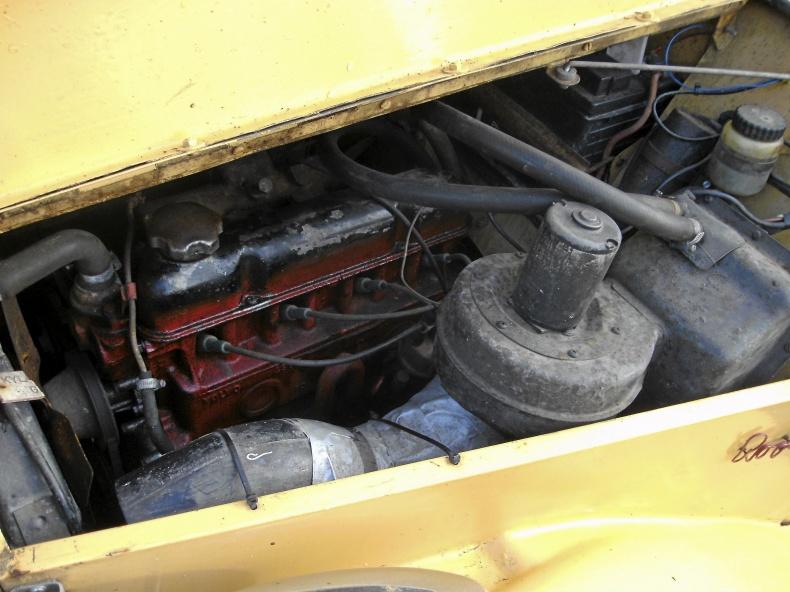 Volvo Duett pickup med TPV 43 stuk