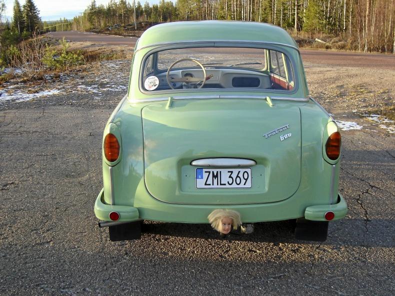 Trabant P 60