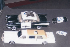 Polisbilar, Limo m.m.
