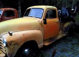 Chevrolet pickup 3100