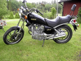 Yamaha Xv 400 Se 26t