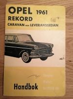 Opel Rekord och Olympia