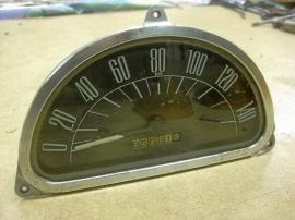 Opel Rekord 1953-57 hastighetsmätare