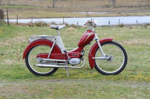 Crescent 1958