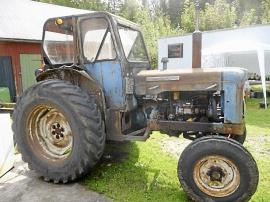 Traktor Fordson Super Major