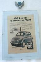 Fiat 500 1958