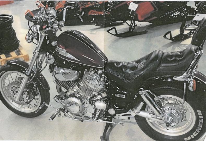 Yamaha 1100 Virago