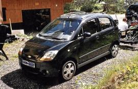 Chevrolet Matiz SE