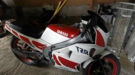 Yamaha TZR 125F