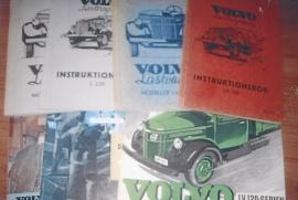 Instruktionsböcker-broschyrer Volvo