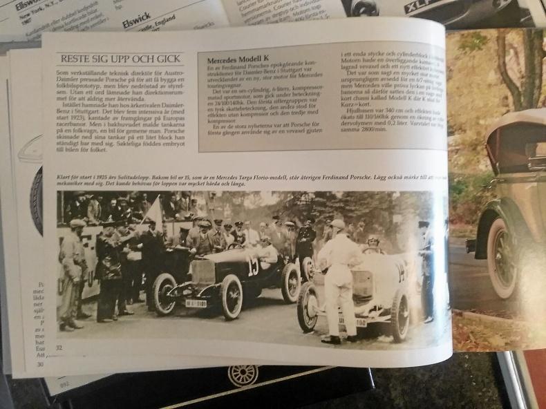 Cars bilböcker