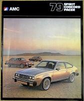 Broschyr AMC 1979