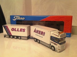 mobile_Scania. Volvo