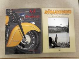 A-Z of motorcycles, Nödlandning