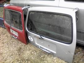 Baklucka Volvo 245 grå  -- 81 242