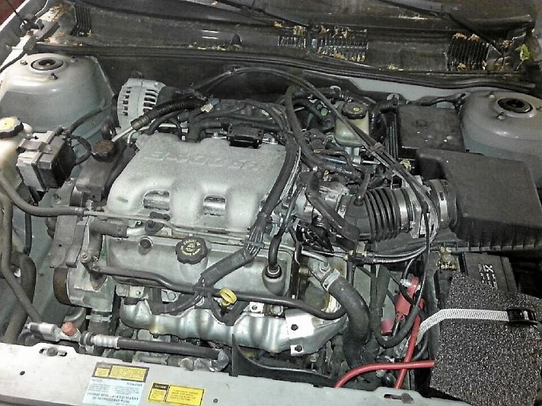 Chevrolet Alero 3,4