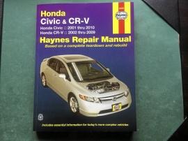Handbok Honda