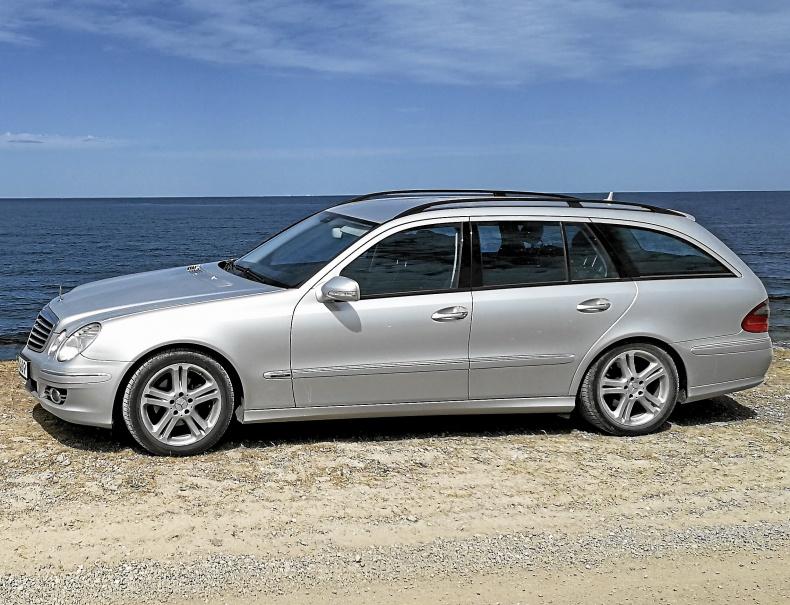 Mercedes-Benz E 200 Kompressor