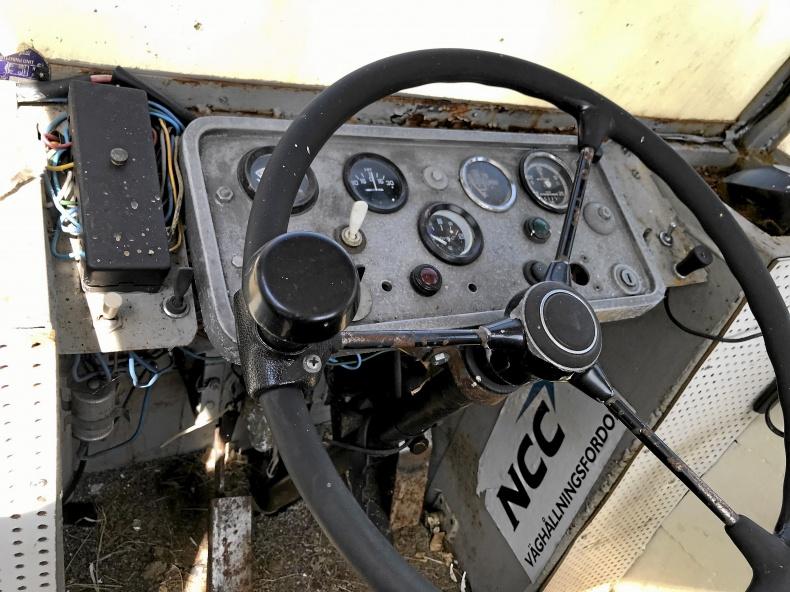 Volvo Valp lastmaskin