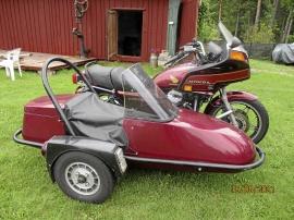 Honda Silverwing 650