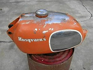 Tank Husqvarna Silverpilen