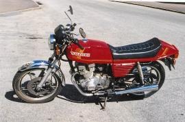Suzuki GS25X