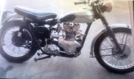 Triumph Trophy 500 cc