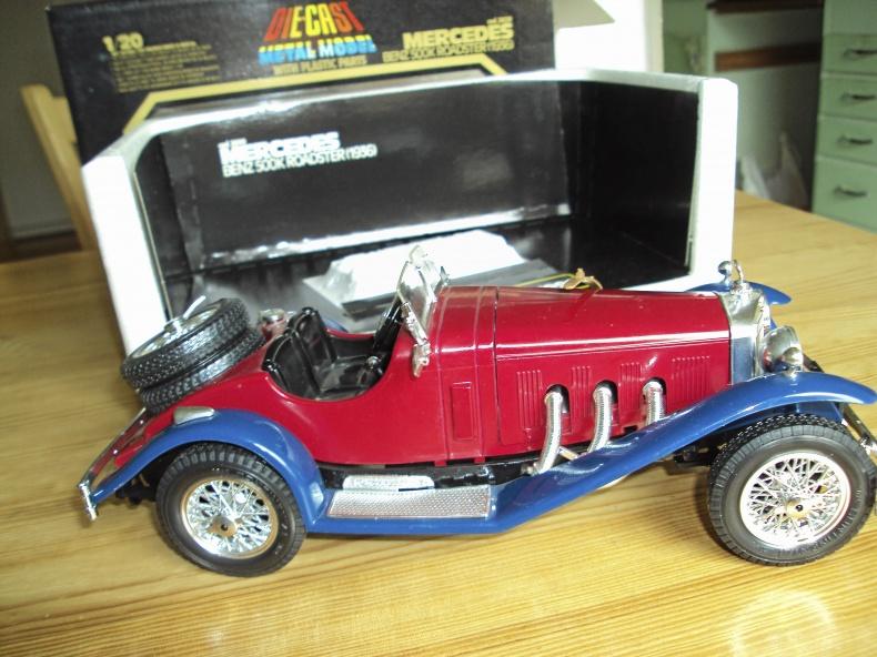MERCEDES-BENZ Roadster 1936