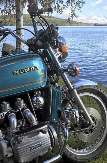 Honda Gold Wing GL 1000
