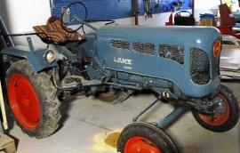 Lanz 1306, 1955-58