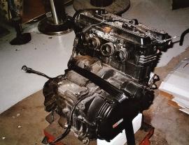 Motor Kawasaki GPZ