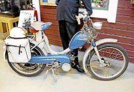 Moped Apollo