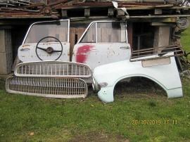 Opel/Fiat 1950/60-tal