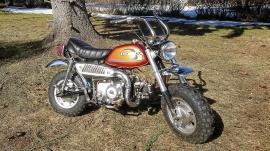 Honda z50a , Monkeybike