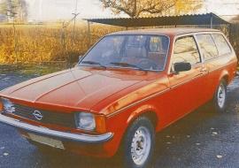Opel Kadett 1.2 S Caravan
