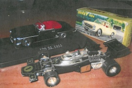 Modellbilar Corgi Atlas Dinky