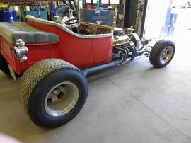 Ford T23