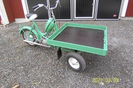 Flakmoped Cresent typ 1189