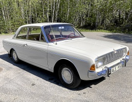 FORD 20M TS