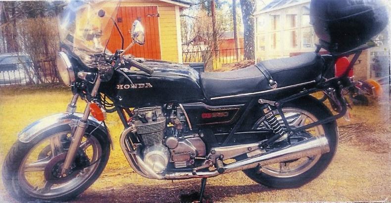 Honda 650 Four -80