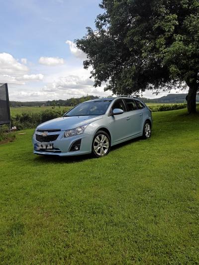 Chevrolet cruze LTZ kombi 1,7 D