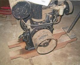Stationär motor