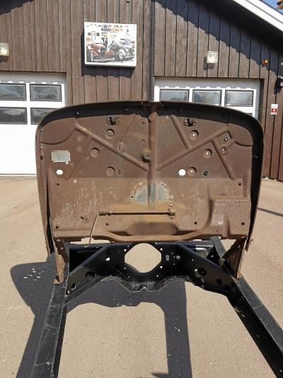 Ford original ram + torped