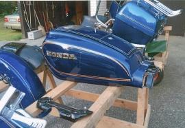 Honda Goldwing 1100 cc