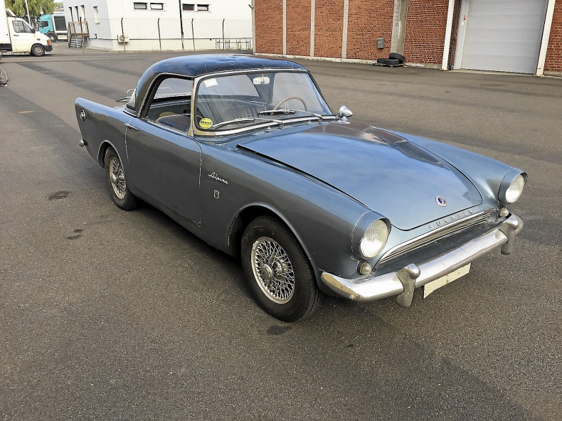 Sunbeam Alpine Sport