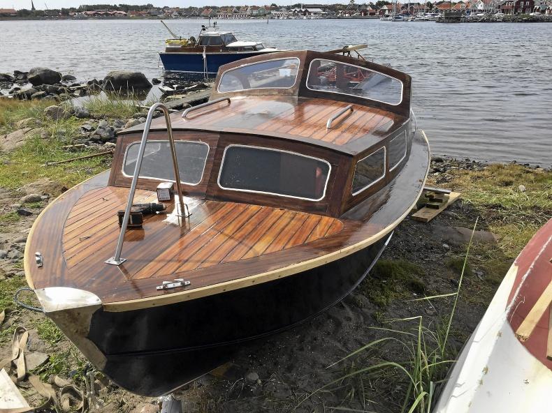 60-tals båt