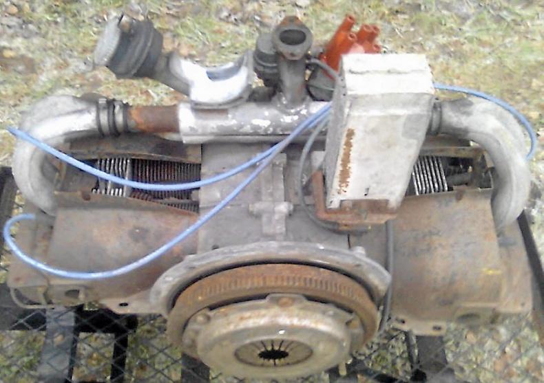 VW-delar äldre modeller 1955-1966 + Wolfrace MAGS