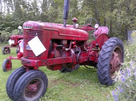 Farmall M 1939