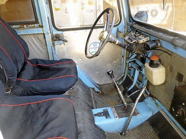 Volvo truck 1965